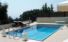 Achillion Luxury Corfu Villa