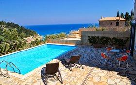 Agios Nikitas View