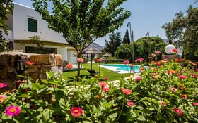 Palatiana Agriturismo-Philoxenia Cottages
