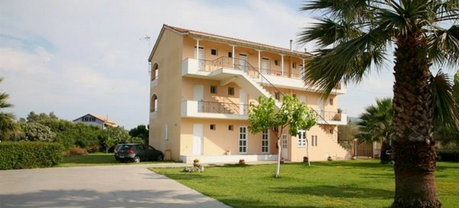 Artemis Pension Lefkada