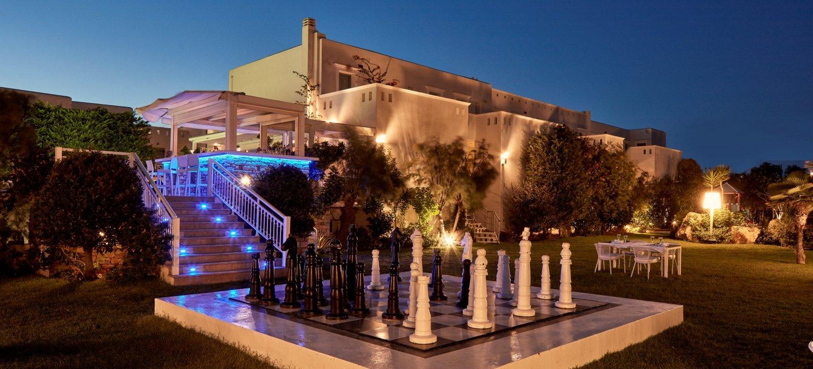 Lagos Mare Boutique Hotel