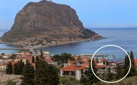 Monemvasia Green Apartments (ex Kontorinis House)